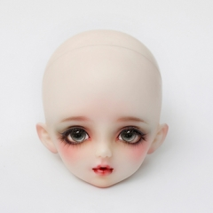 12th Anniversary Limited Doll Monica (face make up)