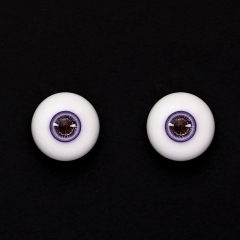 16mm Li Shishi purple eye pupil
